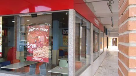Establecimiento Telepizza ALOVERA (GU)