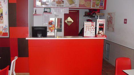 Establecimiento Telepizza MONZON (HUESCA)