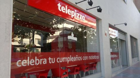 Establecimiento Telepizza IBI (P.CENTENARIO)