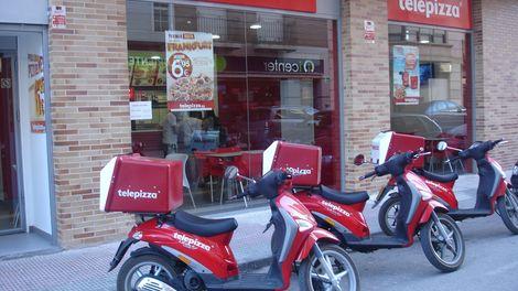 Establecimiento Telepizza TARANCÓN (CU)