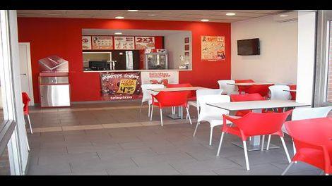 Establecimiento Telepizza ALCAÑIZ (TE)