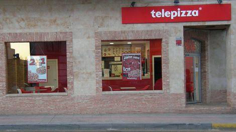 Establecimiento Telepizza CORIA (CC)
