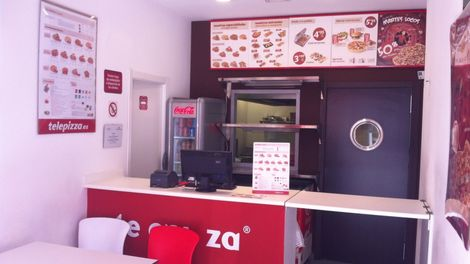 Establecimiento Telepizza MT TORRELODONES (M)
