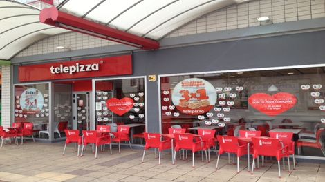 Establecimiento Telepizza TORRELAVEGA II (CANT)