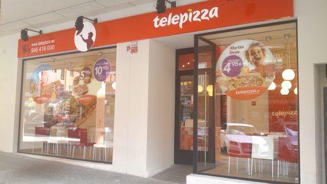 Establecimiento Telepizza MT ARRIGORRIAGA