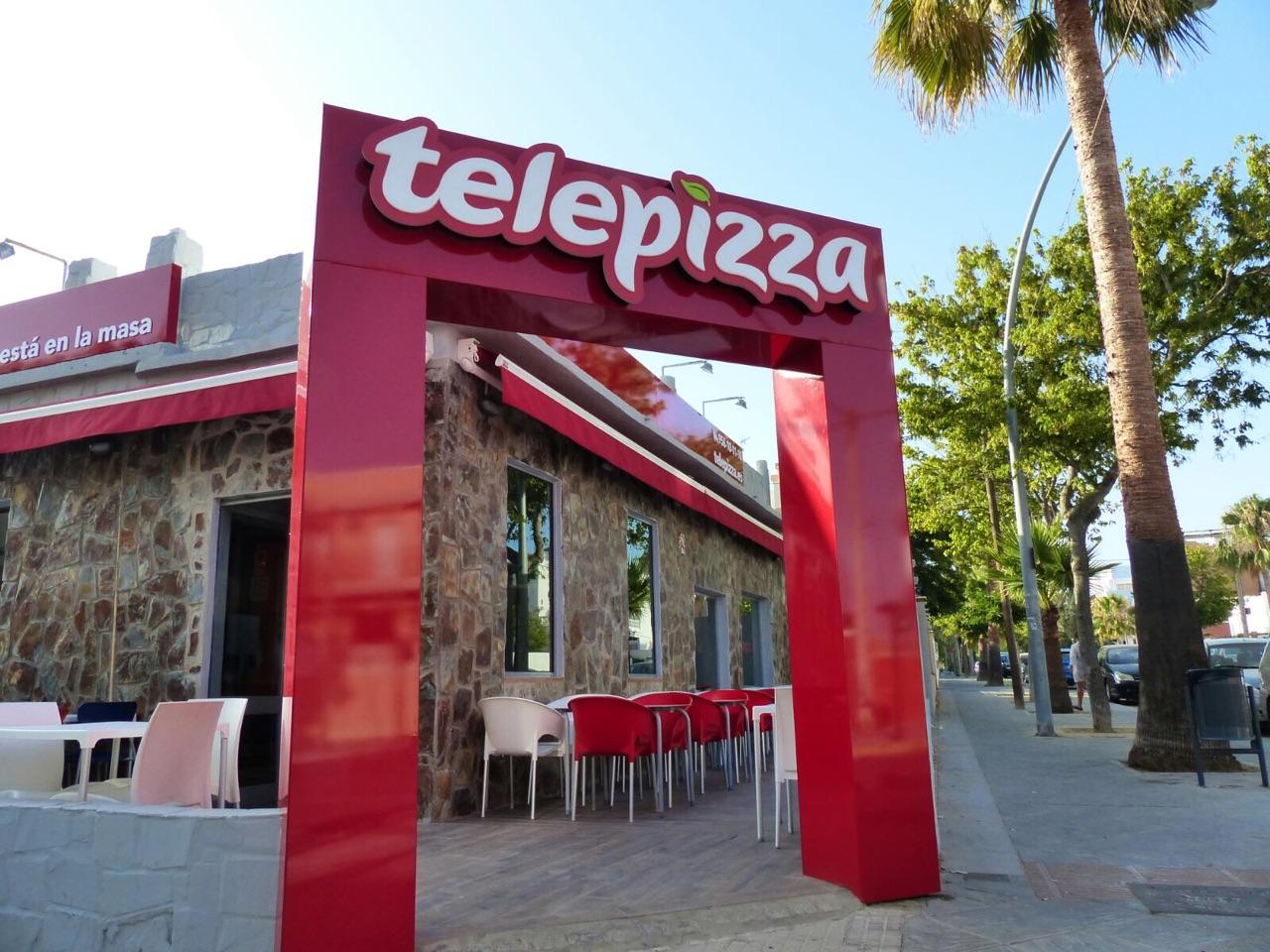 Establecimiento Telepizza MT CHIPIONA