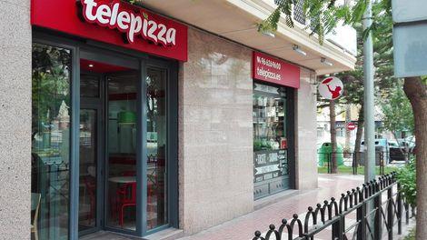 Establecimiento Telepizza MT Crevillente