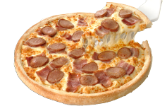 Pizza Hot Dog
