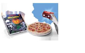 Pack Telepizza Halloween