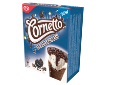 Cornetto Cookies Dream