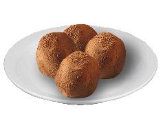Trufas Chocolate (4 unds.)