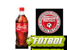 Coca Cola 1L. y código fútbol por 6,95€