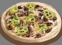 Pizza Boliviana