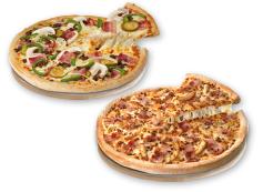 No te quedes con las ganas! Haz tu pizza premium en cualquier promoción u oferta por Bs. 10!!