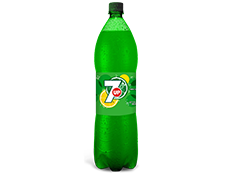 Botella 7UP (1.5 Lt)