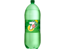 Botella 7UP 3L