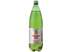 Botella Ginger Ale Light  1.5