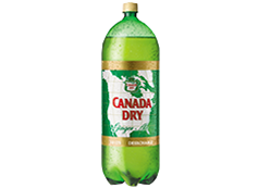 Botella Ginger Ale 3 L