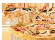 Pizza BBQ Creme