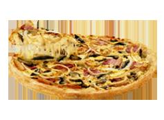 Pizza a la Creme