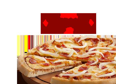 Telepizza Texana.