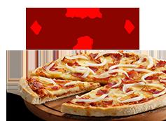 1 Pizza XL Texana.