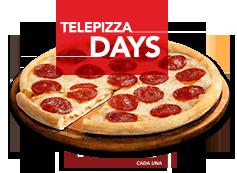 1 Pizza Familiar con 1 ing a elección. Compra OnLine y Recoge en Local.