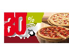 Online 30% desc. mediana de especialidad.
