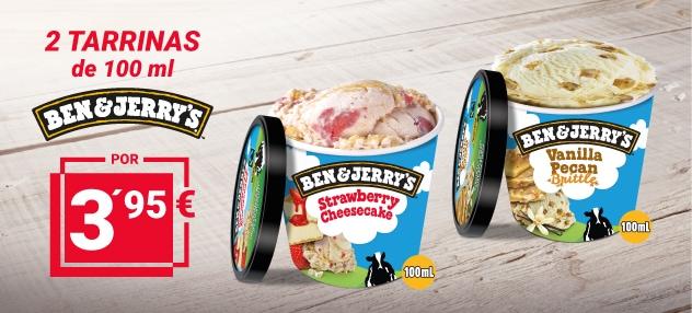 Dos helados, mejor que uno