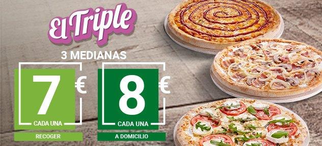 El Triple de Telepizza