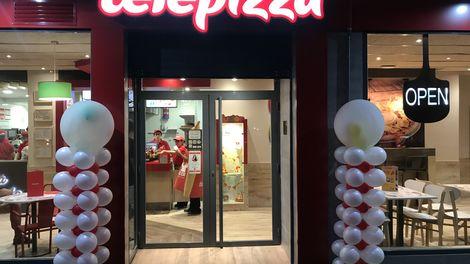 Establecimiento Telepizza COSTA RICA (M)