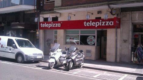 Establecimiento Telepizza VALLADOLID III (TUDELA) (VA)