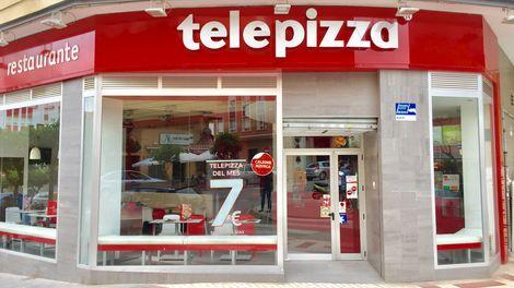 Establecimiento Telepizza Malaga II (Cmno de Colmenar 19)