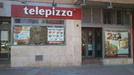 Establecimiento Telepizza MURCIA I (PZA DEL ROCIO) (MU)