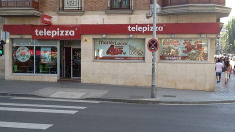 Establecimiento Telepizza BADALONA I (Mª AUXILIADORA)(B)