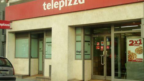 Establecimiento Telepizza PAMPLONA II (BERGAMIN) (NA)