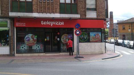 Establecimiento Telepizza LA FELGUERA (MATIAS) (O)
