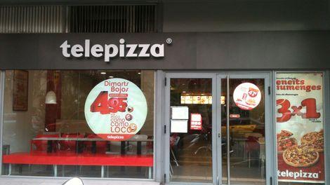 Establecimiento Telepizza URQUINAONA (B)