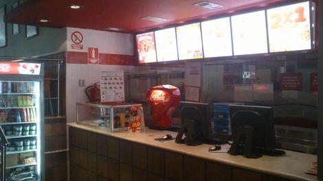Establecimiento Telepizza SAN JUAN (AVDA HOLANDA) (A)