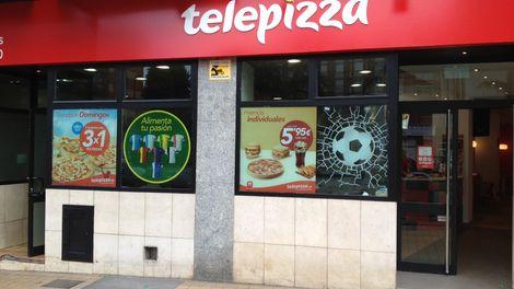 Establecimiento Telepizza OVIEDO III (GONZALEZ BESADA)