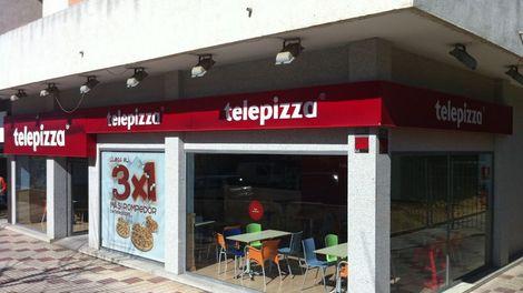 Establecimiento Telepizza ALCALA DE GUADAIRA I (SE)