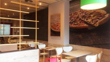 Establecimiento Telepizza VALENCIA VI (PRIMADO REIG 111)