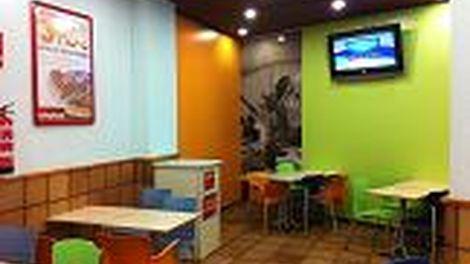 Establecimiento Telepizza ALICANTE III (Orihuela)