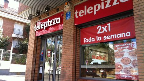 Establecimiento Telepizza Sant Just