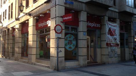 Establecimiento Telepizza ZARAGOZA VI (Marques de la Cadena )
