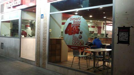 Establecimiento Telepizza LLEIDA II (JAUME II) (LL)