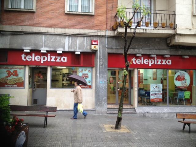 Establecimiento Telepizza DEUSTO (BI)