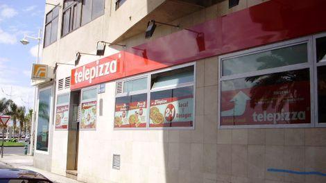 Establecimiento Telepizza ARRECIFE (LANZAROTE)