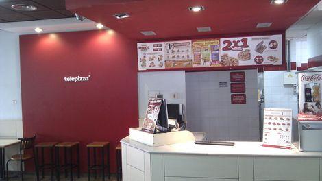 Establecimiento Telepizza PUERTO DE SAGUNTO II (V)