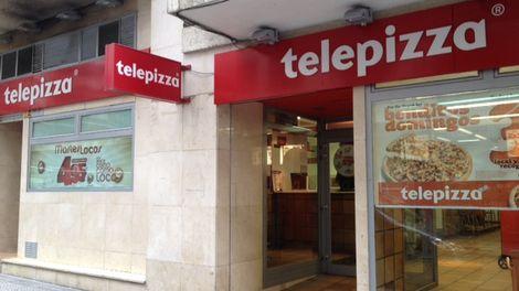 Establecimiento Telepizza GETXO